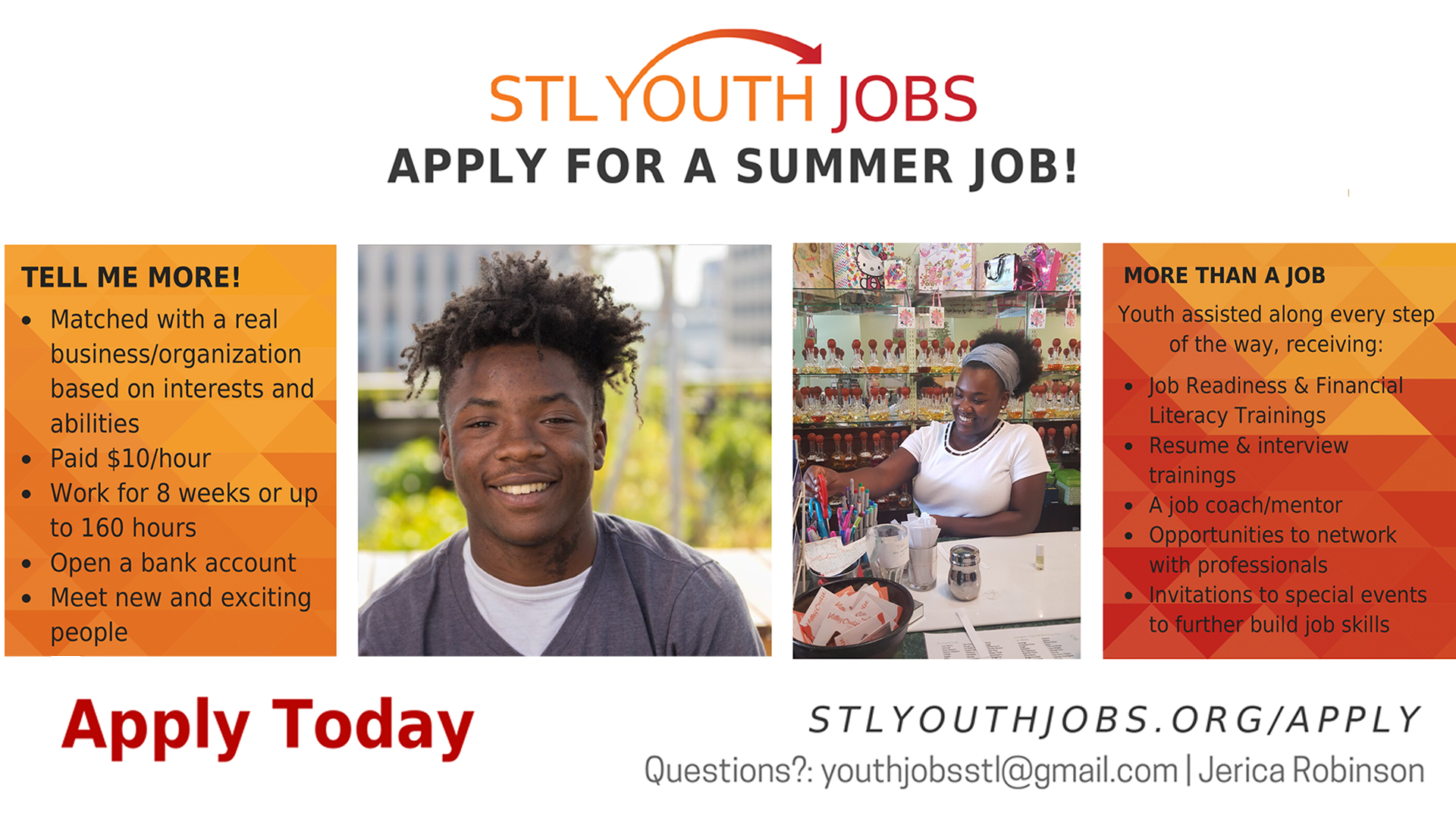 SummerJobs YouthRecruitment2020