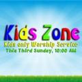 Kids Zone Worship Service