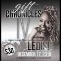 Gift Chronicles IV feat. LEDISI